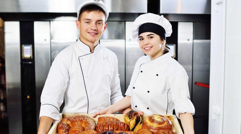 Czystość sprzętu i naczyń w piekarni i cukierni